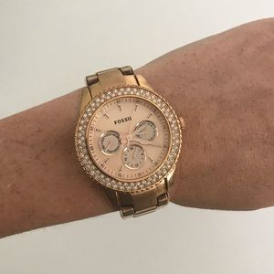 FOSSIL// women's watch